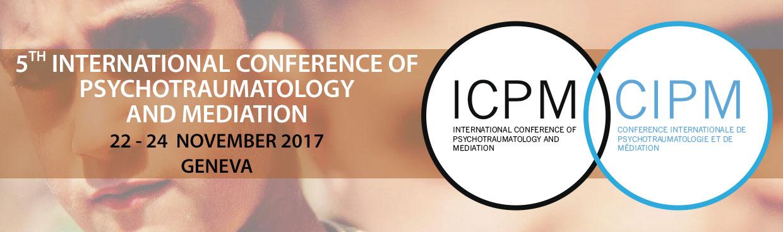 Τhe 5th International Conference Of Psychotraumatology And Mediation (5ICPM)
